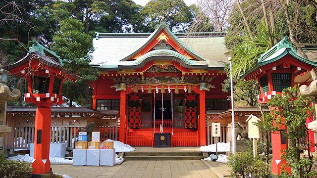 中津宮(江島神社)