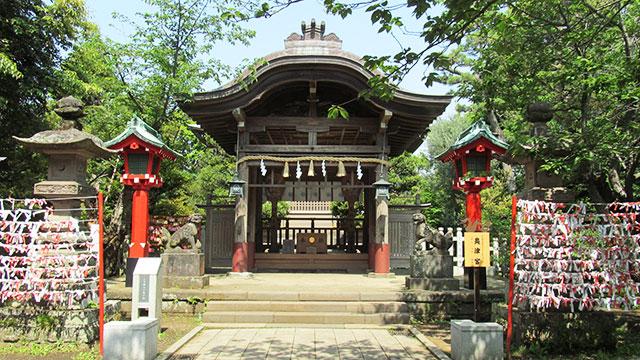 奥津宮(江島神社)