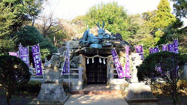龍宮(江島神社)
