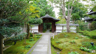 京都 圓徳院北野政所が晩年を過ごした伏見城遺構の寺院