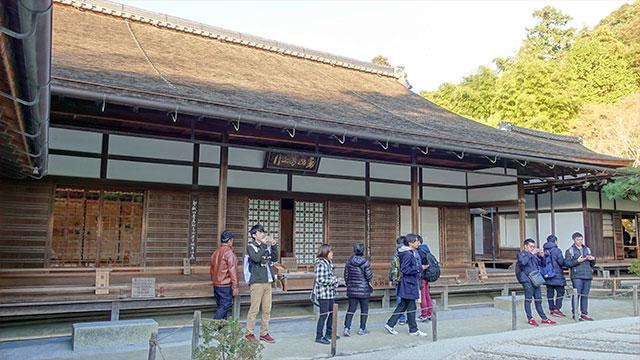 方丈(銀閣寺)