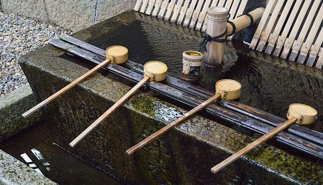 御香水(御香宮神社)