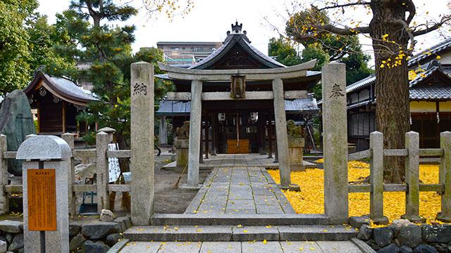 桃山天満宮(御香宮神社)