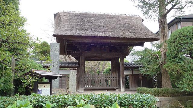 極楽寺(江ノ電観光)