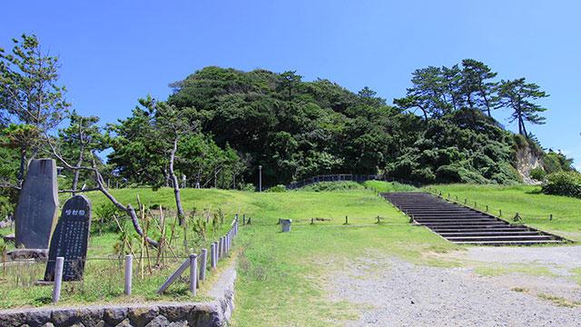 鎌倉海浜公園(江ノ電観光)