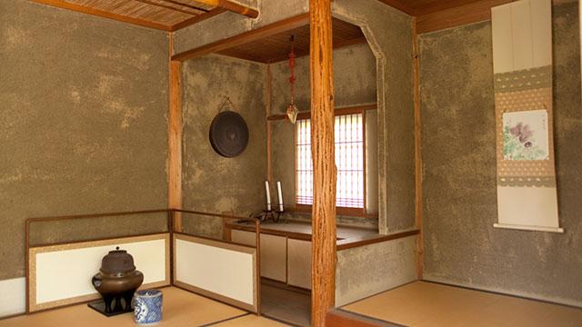 茶室(実光院)