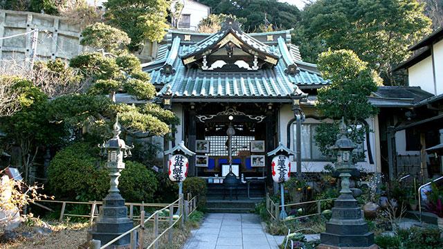本堂(常栄寺)