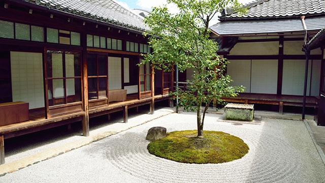 ○△□の庭(建仁寺)