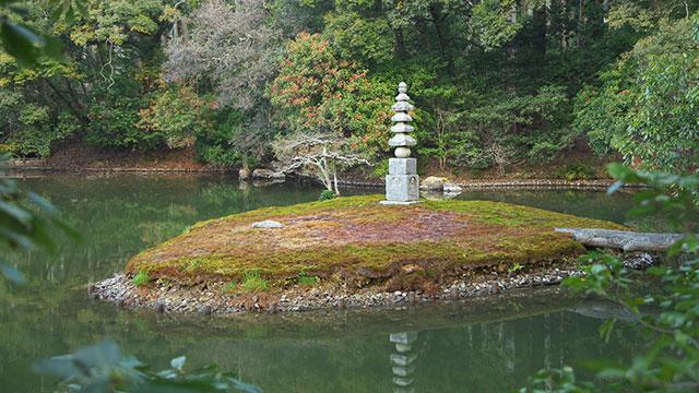 安民沢(金閣寺)