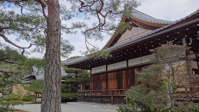 方丈(金閣寺)