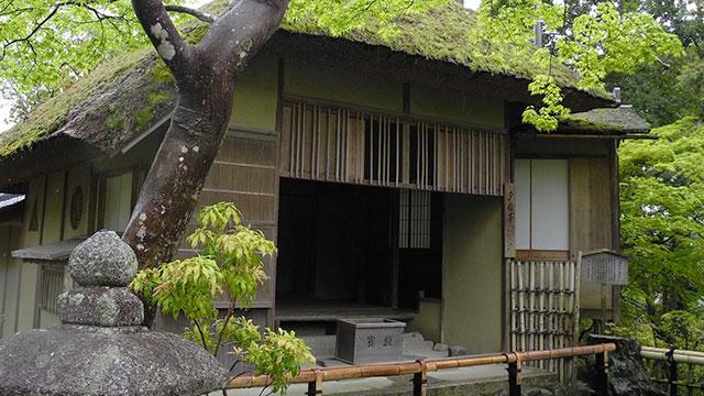 夕佳亭(金閣寺)