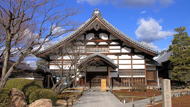 庫裏(高台寺)