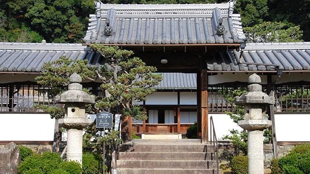薬医門(興聖寺)