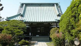 鎌倉 九品寺新田義貞が建立したボケの花が美しい寺院