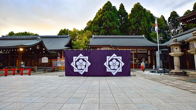 龍馬祭(京都霊山護国神社)
