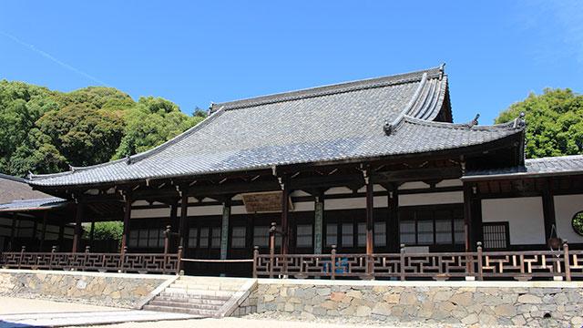 法堂(萬福寺)
