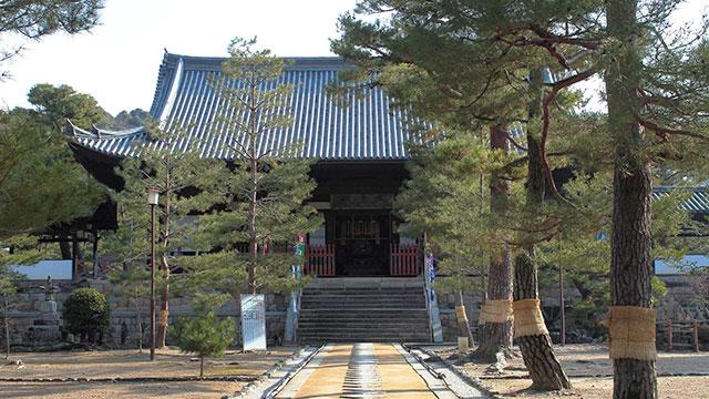 天王殿(萬福寺)