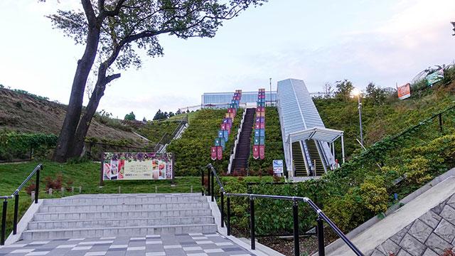 スカイガーデン(三島スカイウォーク)