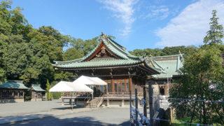 三島 三嶋大社キンモクセイが美しい源頼朝も信仰した神社