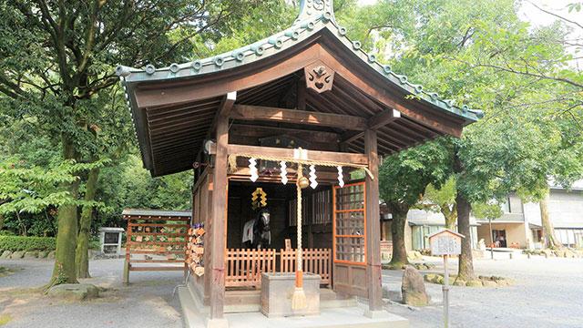 神馬舎(三嶋大社)