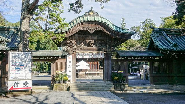 神門(三嶋大社)