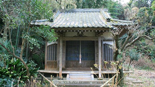 大覚殿(妙法寺)