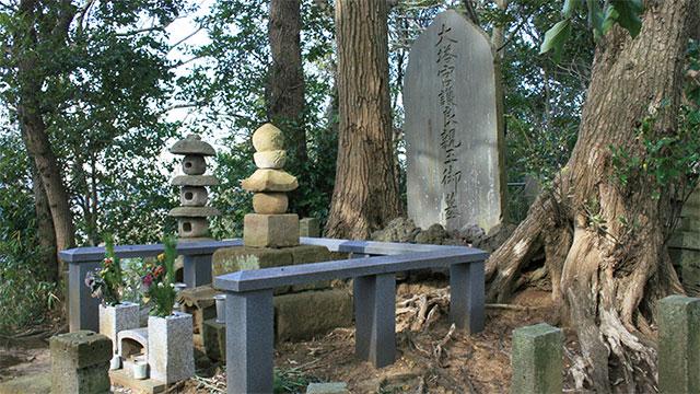 護良親王御墓(妙法寺)
