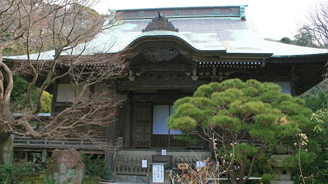本堂(妙法寺)