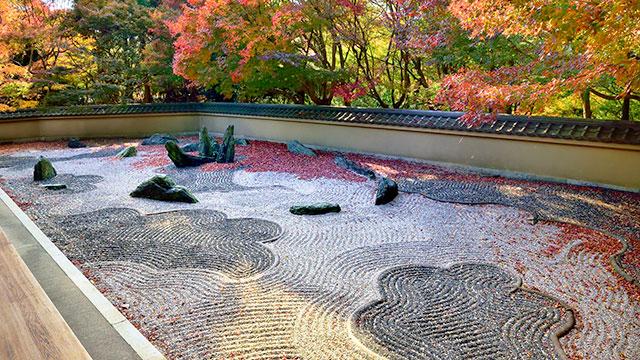 龍の庭(龍吟庵)