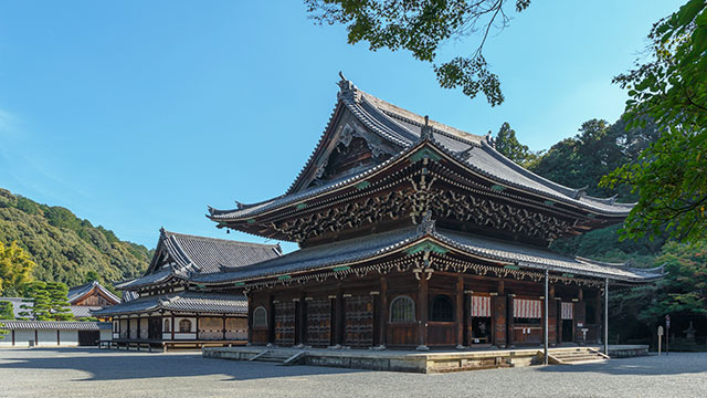 泉涌寺(京都東山)