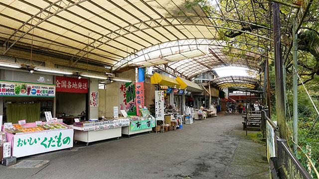 土産物店(白糸の滝)