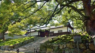 京都 青蓮院門跡皇室との結びつきが強い格式の高い寺院