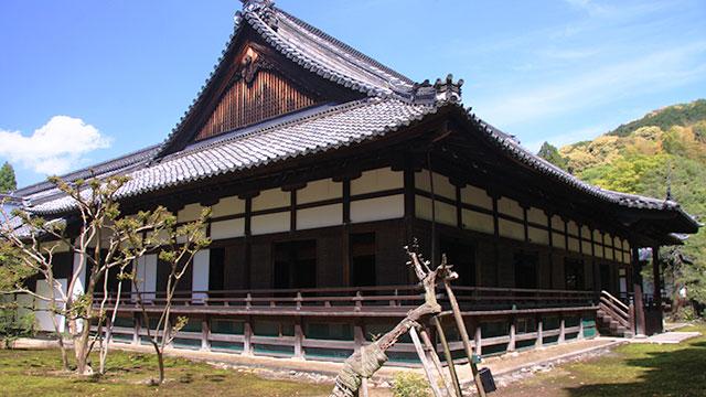 宸殿(青蓮院門跡)