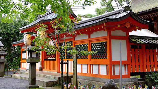 中門(宇治神社)