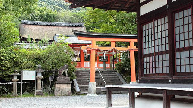 本殿(宇治神社)
