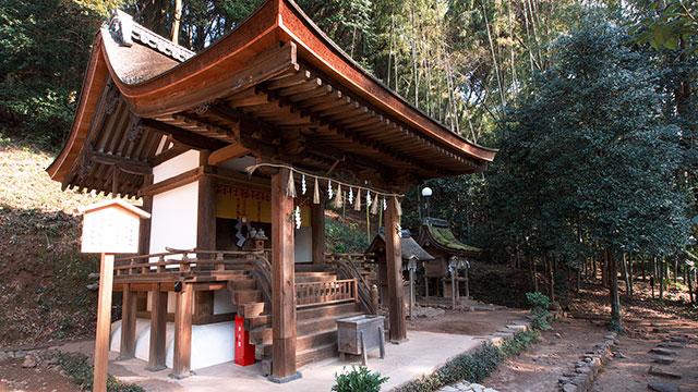 春日社(宇治上神社)