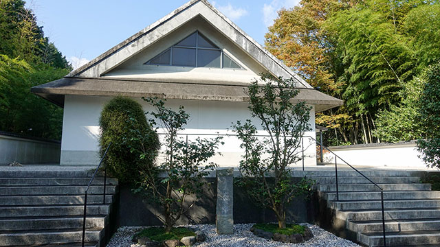 井上靖文学館(長泉町観光)
