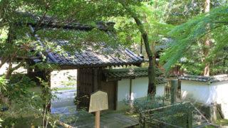 京都 善能寺日本最古の稲荷社で知られる泉涌寺の塔頭寺院