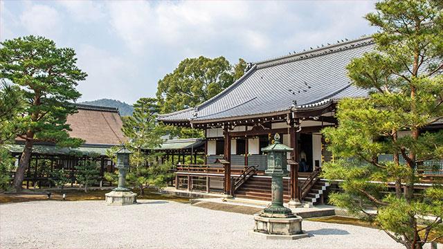 御影堂(大覚寺)