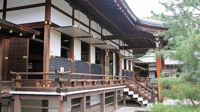 宸殿(大覚寺)