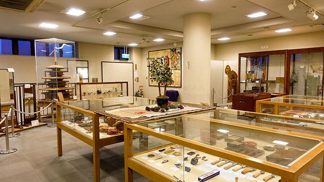 2階展示室(江戸下町伝統工芸館)