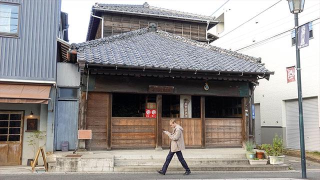 のり真安齋商店(江ノ電 長谷駅)