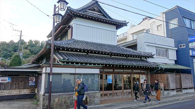 鎌倉彫 白日堂(江ノ電 長谷駅)