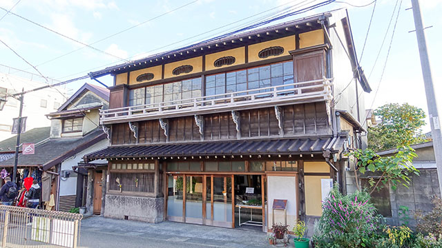 旅館 対僊閣(江ノ電 長谷駅)