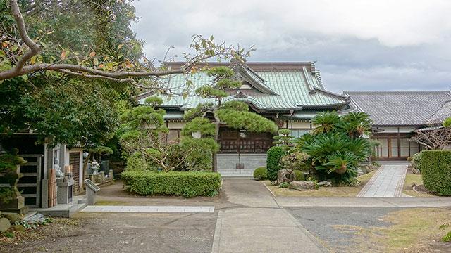 浄泉寺(江ノ電 腰越駅)