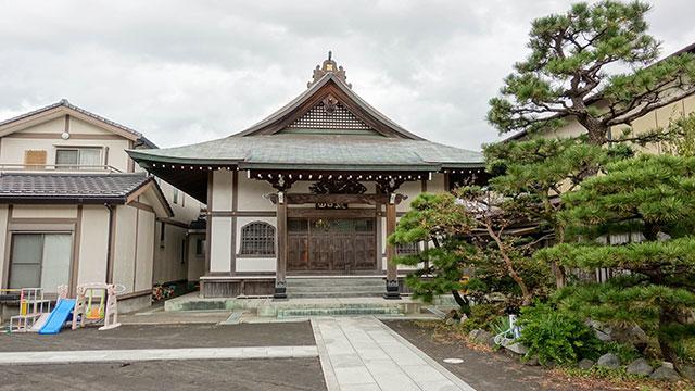 勧行寺(江ノ電 腰越駅)