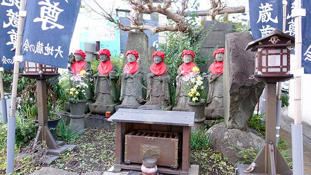 六地蔵(江ノ電 和田塚駅)