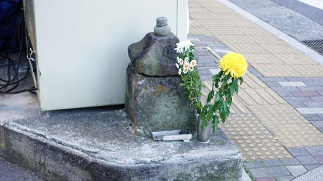 塔之辻(江ノ電 由比ヶ浜駅)