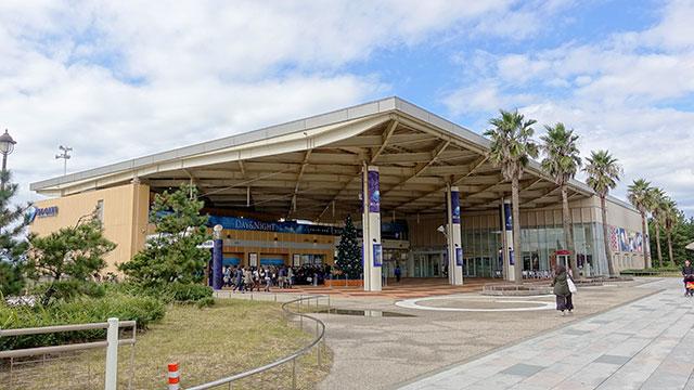 新江ノ島水族館(江ノ電 江ノ島駅)
