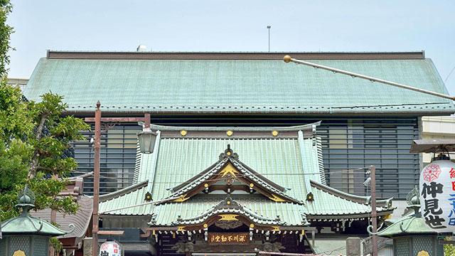 内仏殿(深川不動堂)